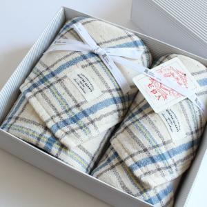 今治タオル コンテックス キャトルカール ギフトセット Imabari Towel Kontex Quatre Quarls GiftSet フェイスタオル1枚xゲストタオル1枚|tanokichi|02