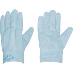 ペンギンエースジャパン 国産床革手袋 背縫 (LL) TH−401−LL 1双 (メーカー直送)の画像