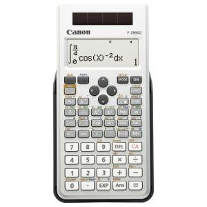 キヤノン 関数電卓 F−789SG−SL SOB 20桁 教...