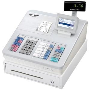 シャープ 電子レジスタ ホワイト XE-A207...の商品画像