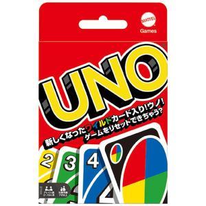 マテル・インターナショナル ウノ カードゲーム...の関連商品8