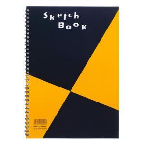 マルマン スケッチブック 図案スケッチブック A4 並口 24枚 S131 1冊