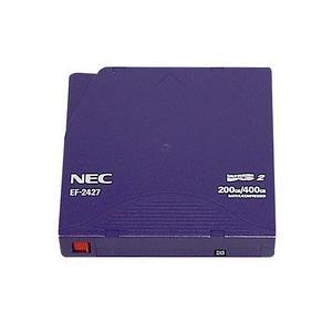 メーカー:NEC   品番:EF-2427   NEC純正LTO