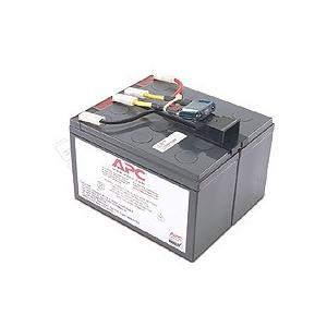 APC(シュナイダーエレクトリック) UPS交換用バッテリキット SUA500JB・750JB用 RBC48L 1個|tanomail