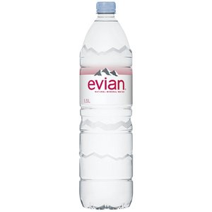 伊藤園 エビアン 1.5L ペットボトル 1ケース(12本)|tanomail