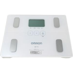 メーカー:オムロン  品番:HBF-912  コンパクト&スリムな体組成計