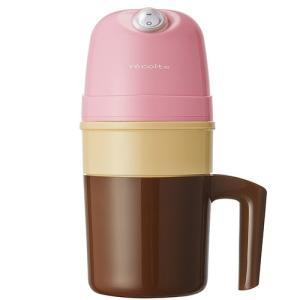 レコルト アイスクリームメーカー ピンク RIM−1(PK) 1台|tanomail