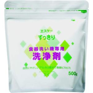 メーカー:ヱスケー石鹸  品番:950706  環境に配慮した食器洗い機専用洗浄剤