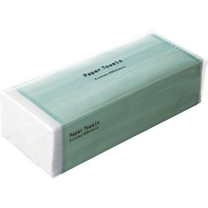 TANOSEE ペーパータオル ハードタイプ(エコノミー) 200枚 1パック|tanomail