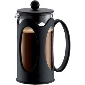メーカー:bodum   品番:10682-01   ステンレスフィルターでコーヒーオイルを抽出。誰...