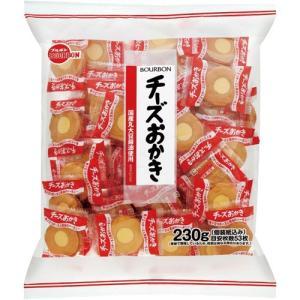 ブルボン チーズおかき 大袋 230g 1袋