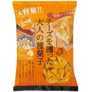 メーカー:東海農産  品番:376807  濃厚チーズを纏った大人の味。