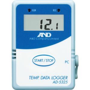 A&D 温度データーロガー 4000メモリー スタートセット...