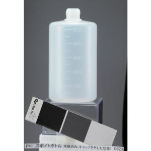 瑞穂化成工業 スポイドボトル500ml本体のみ 0823B 1個 (メーカー直送)の画像