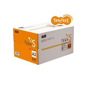 TANOSEE αエコペーパー タイプS A3 1箱(2500枚:500枚×5冊)|tanomail