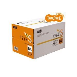 TANOSEE αエコペーパー タイプS B4 1箱(2500枚:500枚×5冊)|tanomail