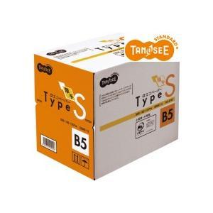 TANOSEE αエコペーパー タイプS B5 1箱(2500枚:500枚×5冊)|tanomail