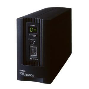 オムロン UPS 無停電電源装置 正弦波出力 500VA/300W BY50S 1台|tanomail