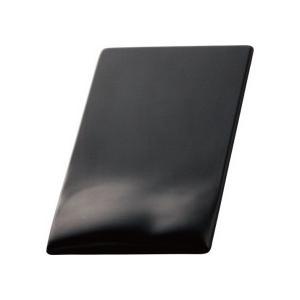 メーカー:エレコム  品番:MP-115BK  マウス操作による疲れを緩和する疲労軽減マウスパッド