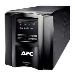 APC UPS 無停電電源装置 Smart−UPS 500 LCD 100V タワー型 500VA/360W SMT500J 1台|tanomail
