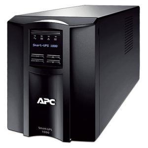 APC UPS 無停電電源装置 Smart−UPS 1000 LCD 100V タワー型 1000VA/670W SMT1000J 1台|tanomail