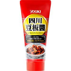 ユウキ食品 四川豆板醤(チューブ) 100g 1個
