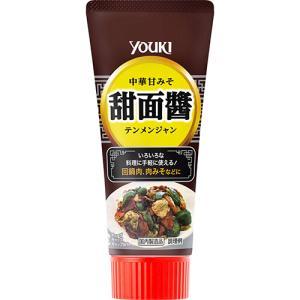 ユウキ食品 甜面醤(チューブ) 100g 1個