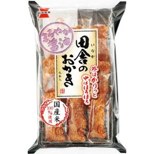 岩塚製菓 田舎のおかき まろやか醤油 1パック...の関連商品1