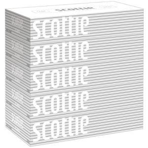 日本製紙クレシア スコッティ ティシュー 200組/箱 (白) 1パック(5箱) tanomail