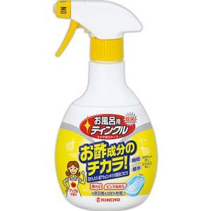 お風呂用ティンクル すすぎ節水タイプ 本体 400ml (お取寄せ品) tanomail