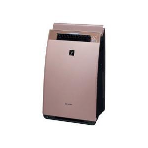 シャープ プラズマクラスター加湿空気清浄機 ゴールド系 KI−GX100−N (代引き不可)|tanomail