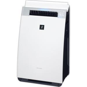 シャープ プラズマクラスター加湿空気清浄機 ホワイト系 KI−GX75−W (代引き不可)|tanomail