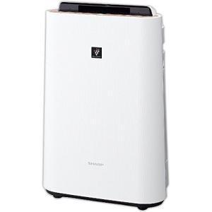 シャープ プラズマクラスター加湿空気清浄機 ホワイト系 KC−G40−W 1台|tanomail