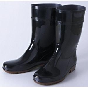 ミドリ安全 超耐滑長靴 ハイグリップ 23.0cm HG2000N−BK−23.0 1足 (お取寄せ品)