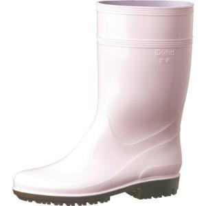 ミドリ安全 超耐滑長靴 ハイグリップ 24.5cm HG−2000N−PK−24.5 1足 (お取寄せ品)