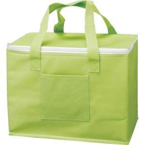 メーカー:TRUSCO  品番:HHB-GN  丈夫な不織布タイプの保冷バッグです。