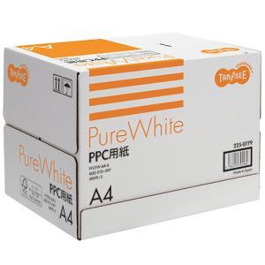 TANOSEE PPC用紙 Pure White A4 1箱(2500枚:500枚×5冊)|tanomail
