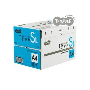 TANOSEE αエコペーパー タイプSL A4 1箱 2500枚:500枚×5冊 の商品画像