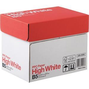 PPC PAPER High White B5 1箱(2500枚:500枚×5冊)|tanomail