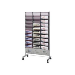 トヨダプロダクツ パンフレットスタンド 3列10段 A4サイズ PS−310 1台  (代引き不可)