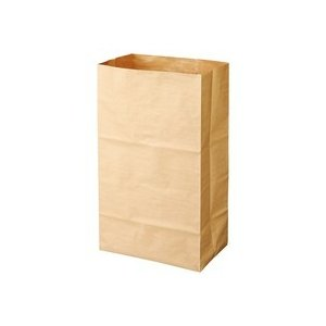 クラフトマン 特大紙製ゴミ袋(ヒモ付き片貼り) クラフト HKT−058 1パック(3枚)
