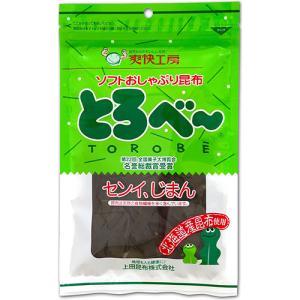メーカー:上田昆布   品番:811332   北海道産の若い天然昆布にマイルドな味付けをしました。...