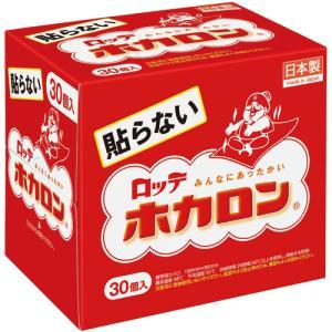 ロッテ ホカロン 22000 1箱(30個)