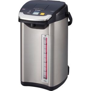 タイガー魔法瓶 蒸気レスVE電気まほうびん 5.0L PIE−A500K 1台|tanomail