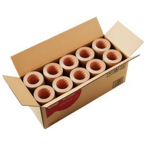 TANOSEE 無包装クラフトテープ 48mm×50m 1箱(50巻)|tanomail