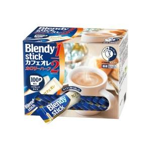 AGF ブレンディ スティック カフェオレ カロリーハーフ 6.1g 1箱(100本)