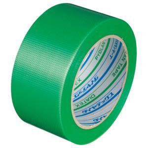 ダイヤテックス パイオランクロス粘着テープ 塗装養生用 50mm×25m 緑 Y−09−GRx50 ...