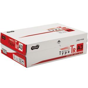 128g 特厚口 A3 αエコペーパータイプFC (800枚:200枚×4冊) 1セット TANOSEE