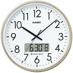 カシオ プログラム電波時計 シャンパンゴールド IC−2100J−9JF 1台 tanomail