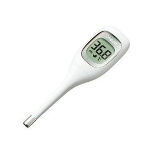 オムロン 電子体温計 けんおんくん ブザー付 MC−681 ...